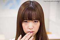 Nishino Ena Stripping In Classroom And Bending Over Desk