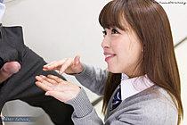 Student Nishino Ena Sucking Cock And Masturbating In Classroom